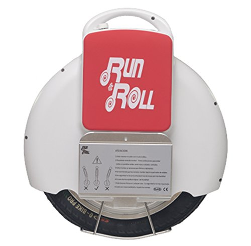 TURBO SPIN 1 BLANCO monociclo eléctrico versátil y...