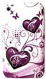 PENCILUPNOSE Étui pour Apple iPhone 3 3GS Housse Case Etui Cover coque Rigide avec...