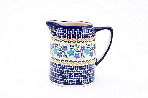Bunzlauer Keramik Pot à lait 0,7 l, Ø14,5 cm, H = 13,0 cm, décor 1154 A