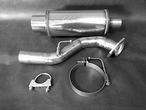 Mflow-Exhaust Sport Silencieux