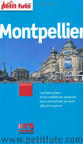 Petit Futé Montpellier par Dominique Auzias