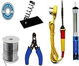 VCK® 25 watt Soldering Iron kit 6 in 1 with 50 Grams Soldering