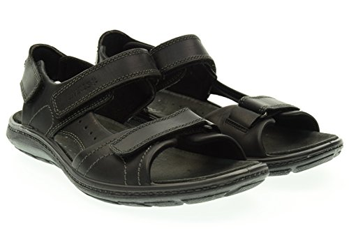 ENVAL SOFT uomo sandali 58970/00 45 Nero