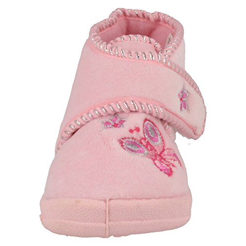 Spot On , Chaussons pour fille Rose - rose