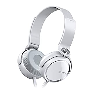Sony MDR-XB400 Extra Bass Overhead Headphones - White (B00974Q1HG) | Amazon price tracker / tracking, Amazon price history charts, Amazon price watches, Amazon price drop alerts