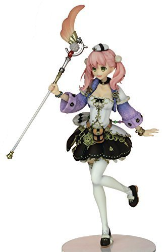 Esca and The Biology of Atelier Twilight Sky of Alchemist - Esca 1/8 Scale Figure PVC Painted PVC