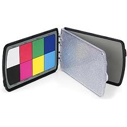 ProDisk II für Objektiv-Durchmesser bis 9 cm Weißabgleich-Filter/Graukarte/Farbkarte