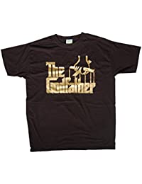 The Godfather T-Shirt Logo tee shirt apparel clothing top movie marlon brando