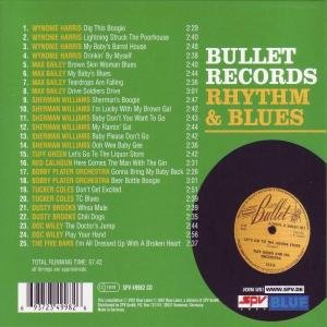Bullet Records R&b 1