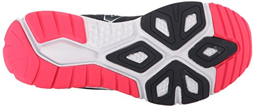 New Balance Women's Vazee Rush Running Shoe, Black/Pink, 10.5 D US Black/pink