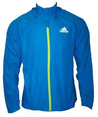 adidas Supernova Convertible Wind Jacket türkis Gr.S (Wind Jacket-bekleidung Adidas Response)