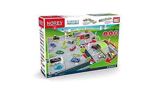 Signalisation Enfants - Norev T23054 Circuit Modulable Clip-City 4