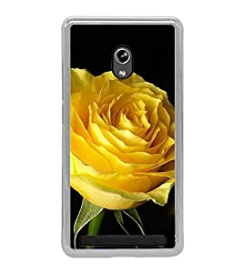 ifasho Designer Back Case Cover for Asus Zenfone 5 A501CG (Saussurea Obvallata Rose Dawson Rose Vanessa Peony )