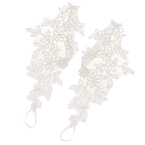 rfuß Sandalen Fußkettchen Fußkette Knöchelkette, geeignet für Strand Party und Hochzeit ()