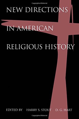 New Directions in American Religious History by Harry S. Stout (1998-01-01)