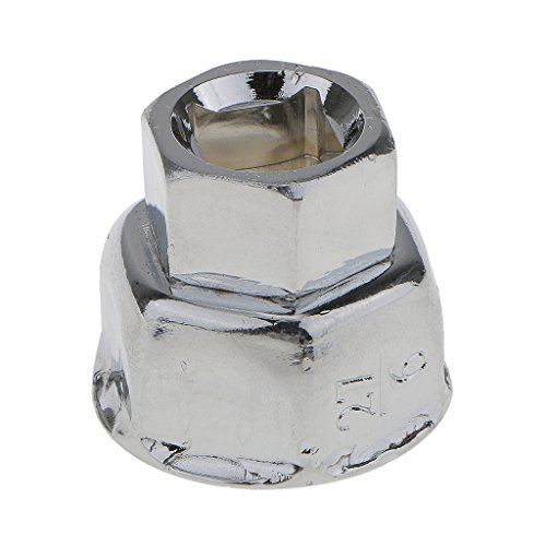 Preisvergleich Produktbild Generic 27mm Ölfilter Entfernen Schlüssel Steckschlüssel Ölfilterschlüssel