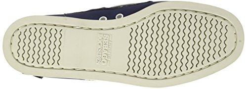 Sebago Docksides, Chaussures Bateau Femme Bleu (Navy Ariaprene)