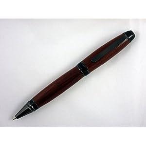 Unikat: von Hand gedrechselter Drehkugelschreiber, Modell