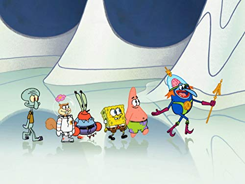 SpongeBobs atlantisches Abenteuer (Aus Spongebob)