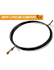 Savage Gear Titane simple brins: 0,30mm 5m