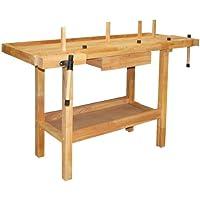 banco da lavoro legno: Casa e cucina - Amazon.it