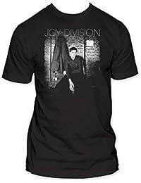 Joy Division - Pensive Mens T-Shirt In Black