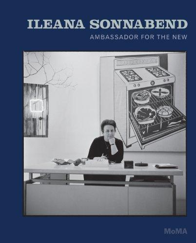 Ileana Sonnabend, ambassador for the new : Edition en anglais par Ann Temkin