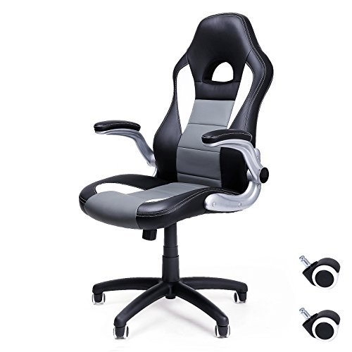 Silla gaming barata Songmics