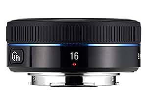 Samsung W16NB Kompaktes Weitwinkelobjektiv 16mm F2.4 für NX-Serie