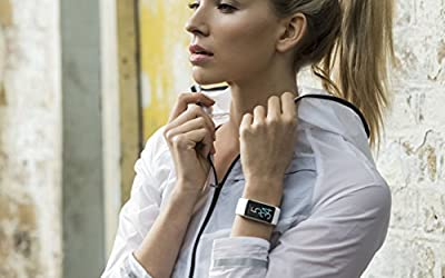 POLAR A360 Fitness Tracker with Wrist Heart Rate Monitor from Polar