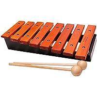 Dooret Regalo Musical de Instrumento de Percusión de xilófono de Madera con 2 mazos