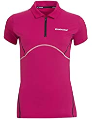 Babolat Polos Polo Match Perf Red 6/8a