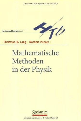 Hochschultaschenbuch:Mathematische Methoden in der Physik