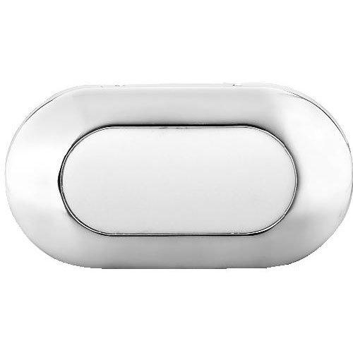 Preisvergleich Produktbild LED Einbaulampe,  oval 4 LED´s 72,  39mm verchromt