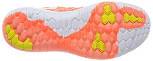 Nike Donna WMNS Flex Fury 2 Scarpe Running Arancione (Hyper Orange/white-atomic Pink-opt Y)