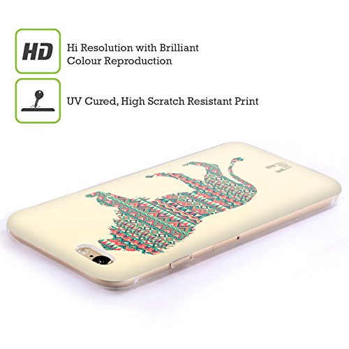 Head Case Designs Sich Wohlfühlen Piper Der Mops Soft Gel Hülle für Apple iPhone 6 / 6s Löwe