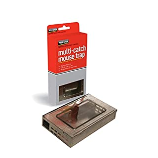 Pest-Stop Multicatch Metal Mouse Trap