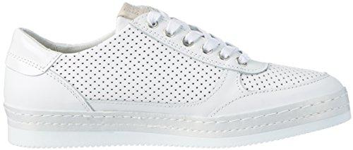 BULLBOXER Damen Sneakers Sneaker Weiß (white)