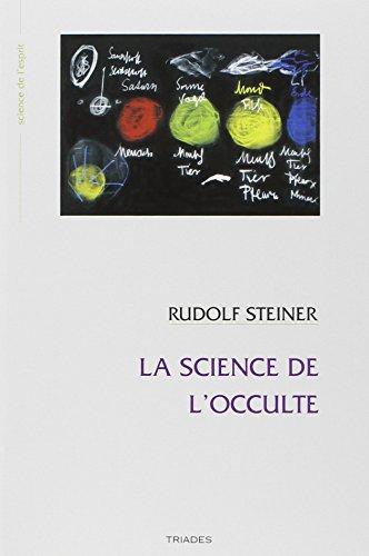 Science de l'Occulte (Poche) par Rudolf Steiner