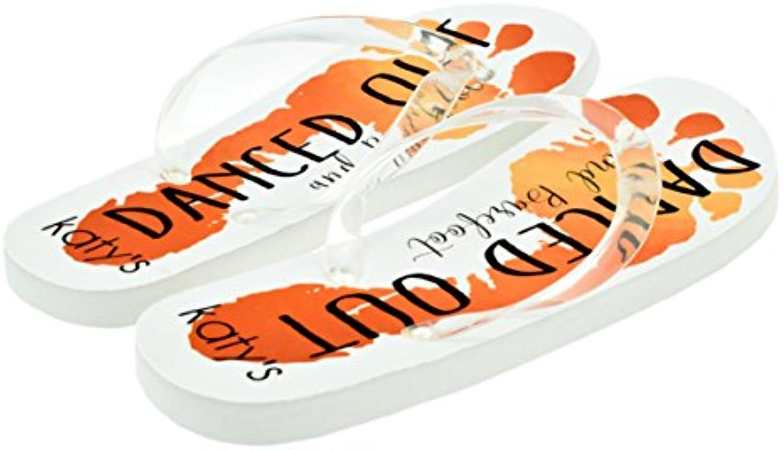 ad5c9ee31b7 danse et la la la conception des tongs aux pieds nus