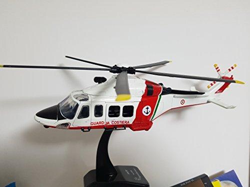 NEWRAY DieCast 1:48 Elicottero Augus.Wes.AW139 Capitaneria Porto 26143