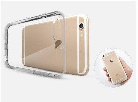 iPhone 6/6s hülle vanki® Schön Schutzhülle Clear Case Cover Bumper Anti-Scratch TPU Silikon Handyhülle für iPhone 6/6S - Grüne Pflanzen (iPhone 6/6s, 6) 9