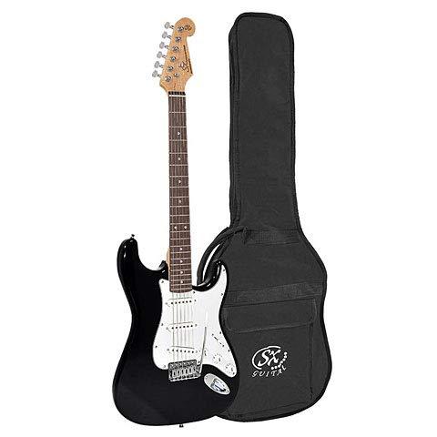 SX Guitars SX ED1-BK · Guitarra eléctrica