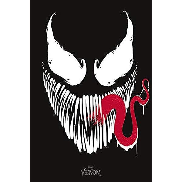Venom Leap Maxi Poster 61 x 91,5 cm