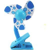EBASE con diseño de que el bebé esté de nieve formando un-diseño de pesadilla antes de a la de paseo Mini ventilador de juguete con