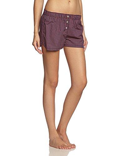 Tommy Hilfiger Women's Pyjamas (Large (UK12), Sanne Woven PJ Short) (Pant Logo-pj)