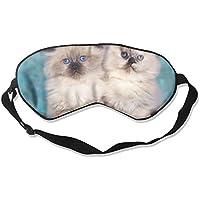 Comfortable Sleep Eyes Masks Brother Dog Pattern Sleeping Mask For Travelling, Night Noon Nap, Mediation Or Yoga preisvergleich bei billige-tabletten.eu