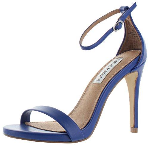Madden Steve Sandalen Damen Blue Stecy qdvrnOwxdP