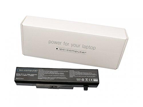 Batterie 58Wh compatible pour la serie Lenovo IdeaPad Z380