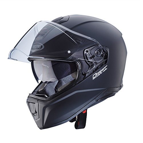 Caberg Drift Carbon casco integral para moto, carbono, DRIFT, gris oscuro, large